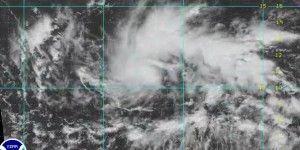 Se forma depresión tropical en el Pacífico de México