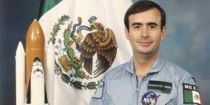 Reconocen a Rodolfo Neri Vela, el primer astronauta mexicano