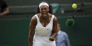 Serena Williams detiene a sujeto que le robó el celular