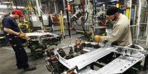 Actividad industrial cayó 0.12 por ciento: INEGI