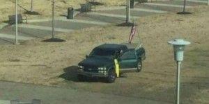 Detienen a sujeto armado en Universidad de Arkansas