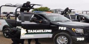 Policías de Tamaulipas libera a 8 migrantes centroamericanos