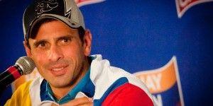 'Gobierno reprime porque está desesperado': Capriles