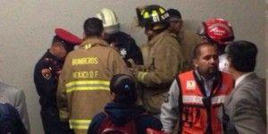 Muere hombre en la estación del metro Salto del Agua