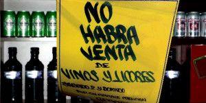 'Ley seca' por festejo guadalupano en GAM