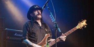 Muere líder del grupo musical Motörhead