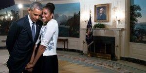 Las mejores fotos de Barack Obama de 2015