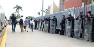 Presencia de la PF en Acapulco es para evitar confrontaciones: Héctor Astudillo
