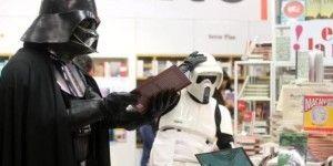 Star Wars toma la Feria Internacional del Libro