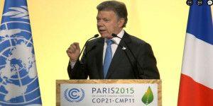 Acuerdo climático es justo y duradero: Colombia