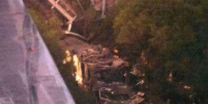 Accidente carretero deja 43 gendarmes muertos en Argentina