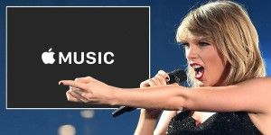 Apple logra acuerdo para video de Taylor Swift