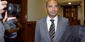Detienen a hijo de ministro francés por lavado de dinero