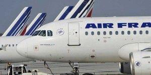 Desvían avión de Air France por falsa alarma de bomba