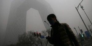 Beijing cumple quinto día de malas condiciones atmosféricas