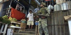 Asesinan a casi 40 personas en cuatro días en Acapulco
