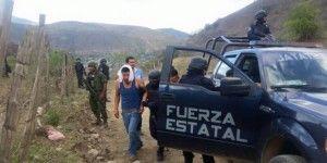 Enfrentamiento en Guerrero deja dos heridos