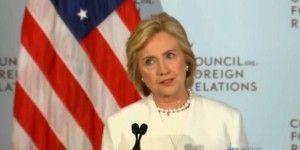 Hillary Clinton lidera las preferencias electorales estadounidenses