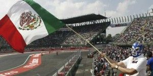 Reconocen a GP de México como mejor evento de F1 del año