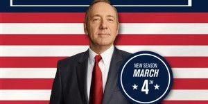 VIdeo: anuncian cuarta temporada de House of Cards
