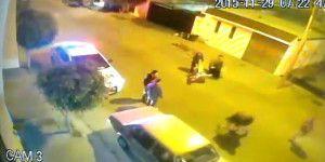 Policías de tránsito agreden a joven en Guanajuato