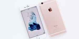 Apple admite problema en porcentaje de batería de iPhone 6s