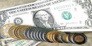 Dólar cerró en 19.20 pesos