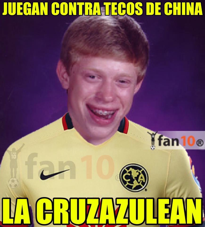 Memes Se Burlan Del America En El Mundial De Clubes