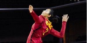 Samantha Bricio, la mexicana destacada en el voleibol de EE.UU.