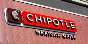 Cerrarán todos los restaurantes Chipotle