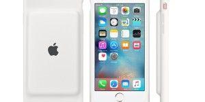 Apple lanza funda con batería que dura 25 horas