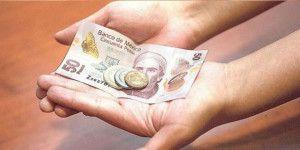 Más de 151 mil personas en México ganan el salario mínimo
