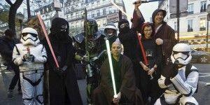 'Star Wars: The Force Awakens' recauda 54.8 mdp en su primer día en México