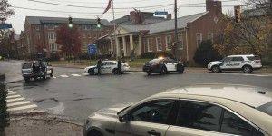 Cierran universidad en Carolina del Norte por alerta de persona armada