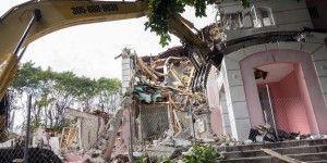 Inicia la demolición de la casa de Pablo Escobar en Miami