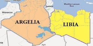 Argelia cancela vuelos con Libia