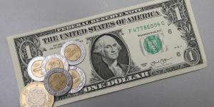 Dólar cerró en 18.54 pesos
