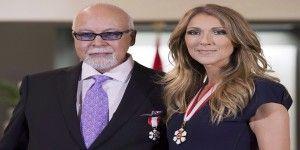 Muere el esposo de Celine Dion