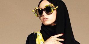 D&G presenta colección inspirada en mujeres musulmanas