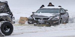 Al menos 12 muertos por tormenta de nieve en Estados Unidos