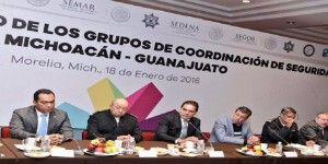 Blindarán frontera de Michoacán y Guanajuato por visita papal