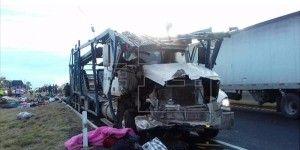 Dan de alta a cinco peregrinos lesionados en Guanajuato