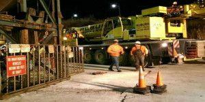 Rescatan a 17 mineros atrapados en una mina en EE.UU.