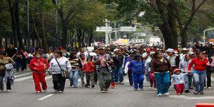Al menos cuatro manifestaciones habrá en la Ciudad de México