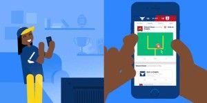 Facebook lanza plataforma de deportes