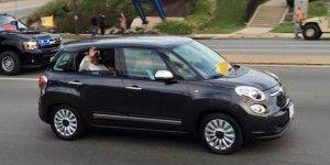 Subastan auto usado por el papa Francisco en Filadelfia
