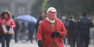 Prevén frío y vientos fuertes en estados de la frontera norte