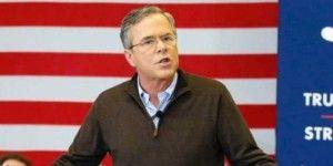 Trump podría arruinar a los republicanos: Jeb Bush