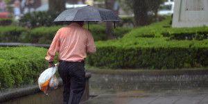 Habrá lluvias aisladas y tormentas eléctricas en gran parte del país