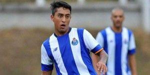 Convocan a Omar Govea al primer equipo del Porto